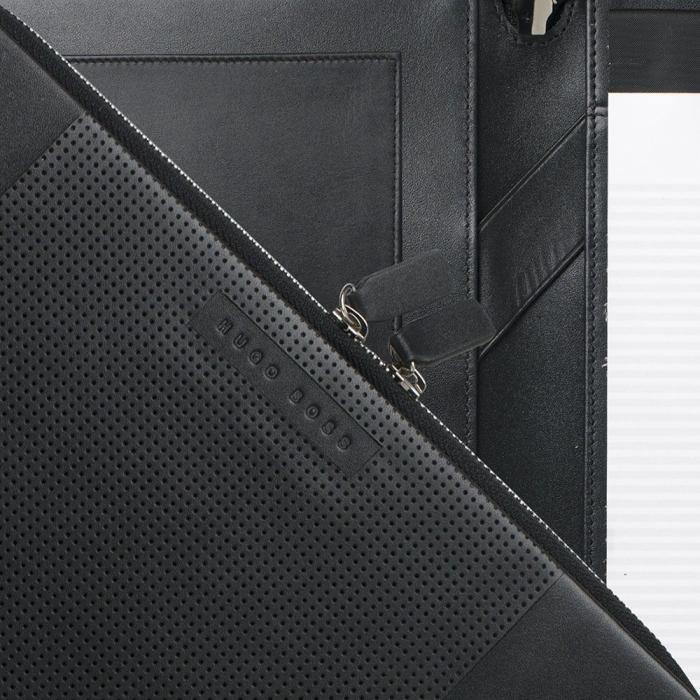 Set Spot Mapa Desk A4 Hugo Boss si Butoni Dark Rectangular by Borealy-big