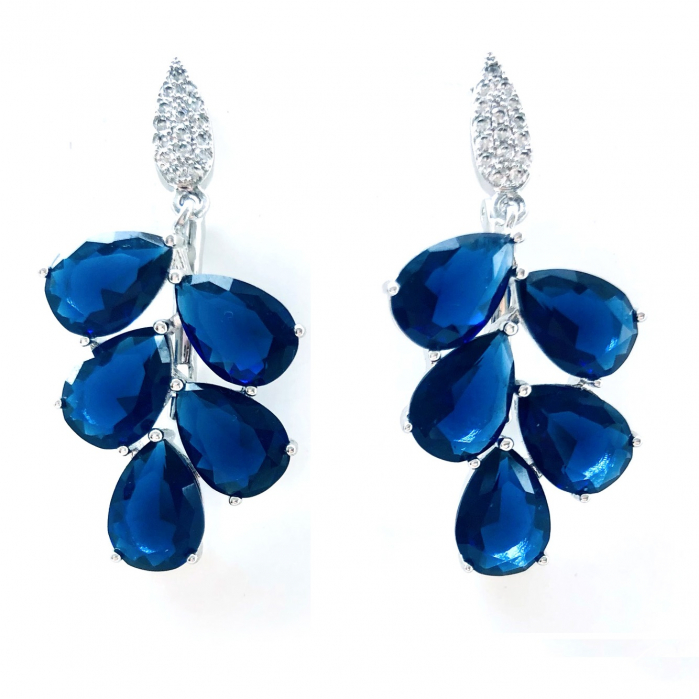 Cercei Blue Iris Hope by Borealy 0