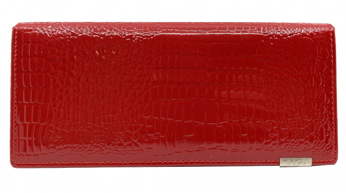 Red Glam Set Geanta, Portofel si Esarfa Casmir 7