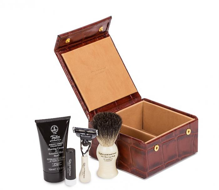 Travel Grooming Luxury Box by Taylor of Old Bond Street 1