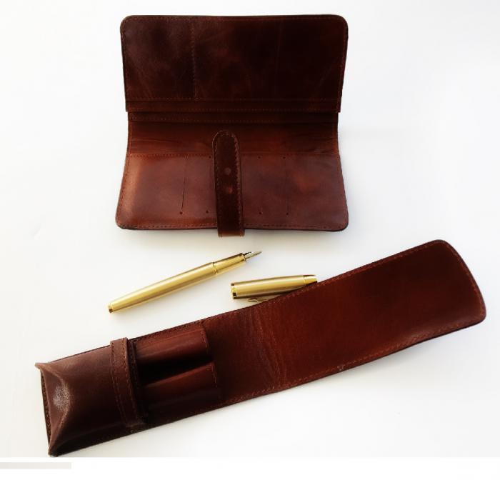 Cadou Businessman by Parker cu stilou placat cu Aur de 24 Kt 0
