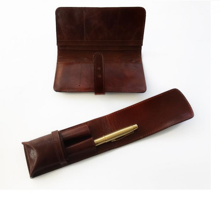 Cadou Businessman by Parker cu stilou placat cu Aur de 24 Kt 2