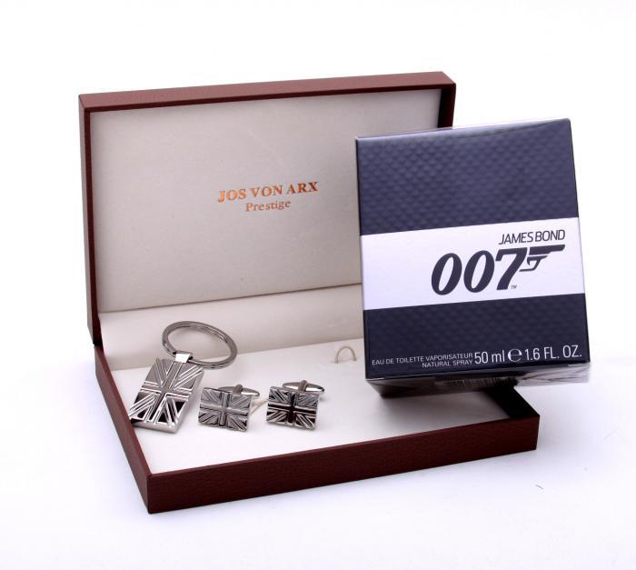 James Bond 007 British Accessories by Jos Von Arx 2