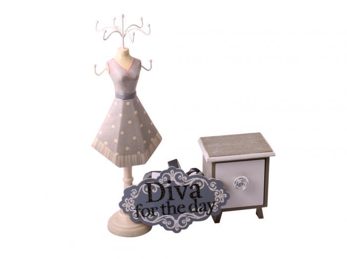 Cadou Diva For The Day + Decoratiune de Craciun din Ceramica 2