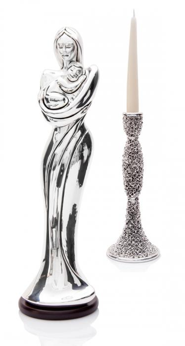 Set Cadou Madre e Figlio & Candlestick, made in Italy-big