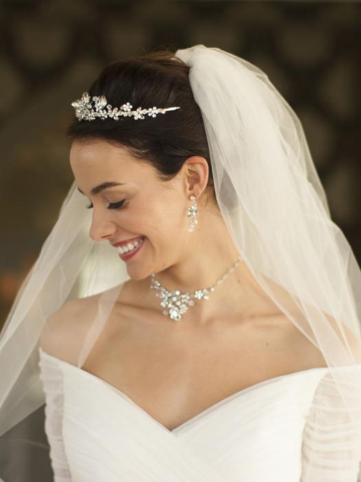 Borealy Crystals Colier, Cercei si Tiara Glam Bold-big