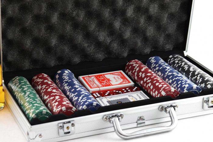 "Set ""Poker Night"" 3"