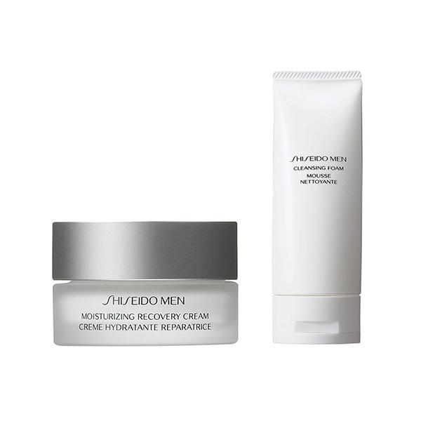 Set Shiseido Men Moisturizing Recovery 0