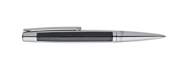 S.T. Dupont Ballpoint Pen Carbon Fiber 2