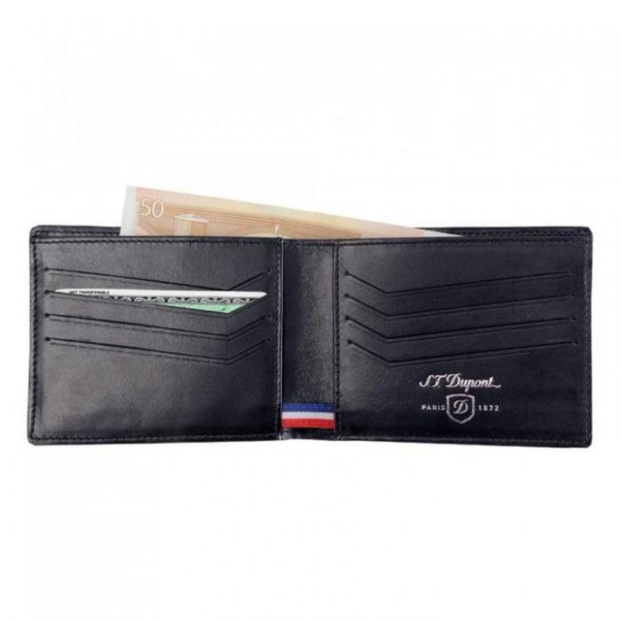 Portofel 8 Credit Cards Holder & ID Papers S.T. Dupont 1