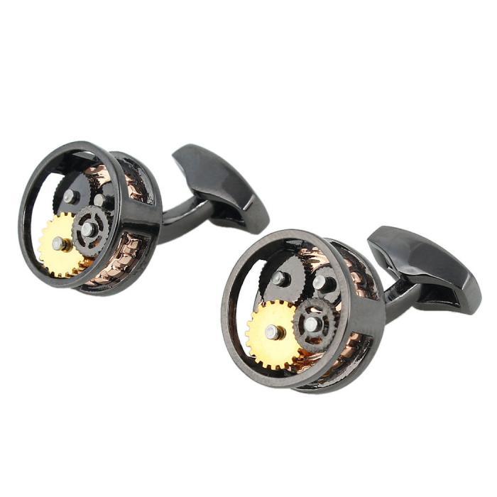 Butoni Classic Steel Wheel Gear 0
