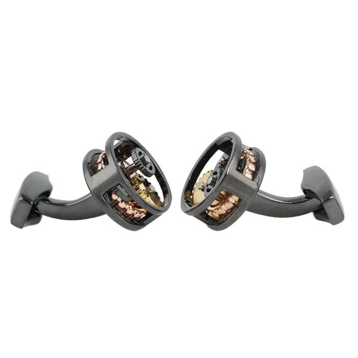Butoni Classic Steel Wheel Gear 3