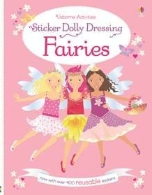 Stickers Dolly Dressing: Fairies 0