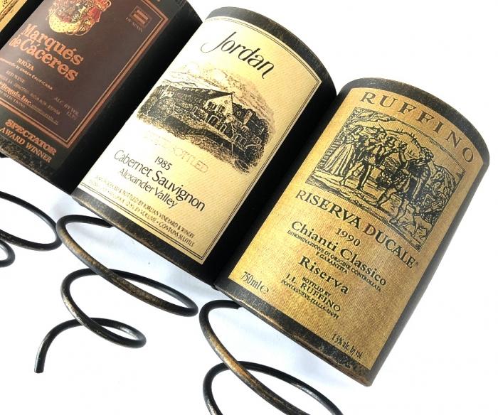 """Suport """"Cele mai scumpe sticle de vin in lume"""" 3"""