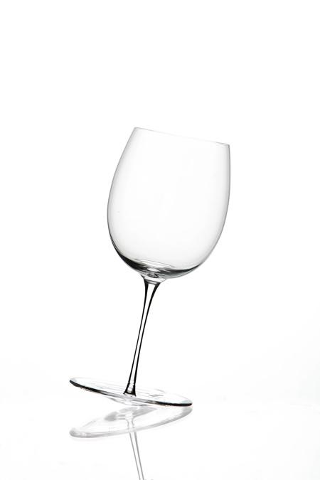 Swing Glass Wine by Vilca - Handmade in Italy 2
