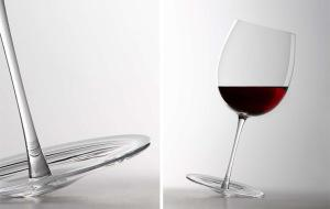 Swing Glass Wine by Vilca - Handmade in Italy 1