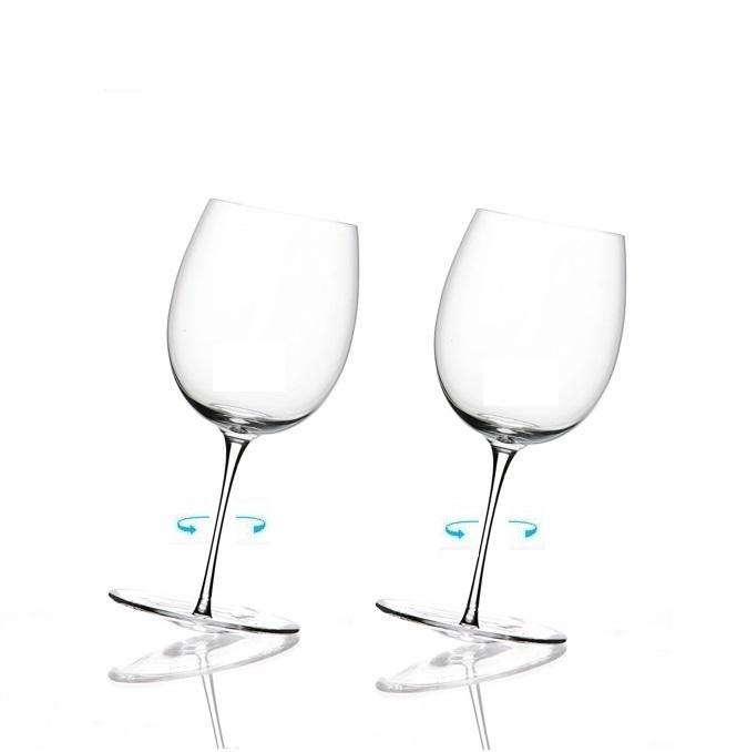 Swing Glass Wine by Vilca - Handmade in Italy 0