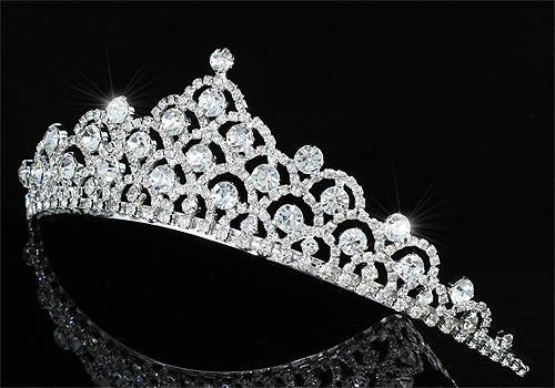 Tiara Borealy Bridal Wedding Pageant Prom 1