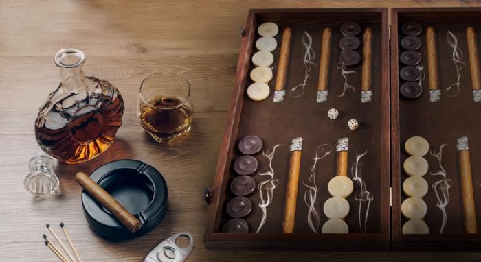 Table de joc by Manopoulos, made in Greece [6]