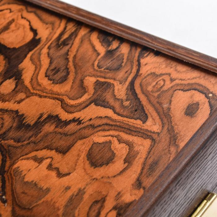 TABLE PREMIUM CU SL - CALIFORNIA WALNUT BURL made in Greece by Manopoulos [3]