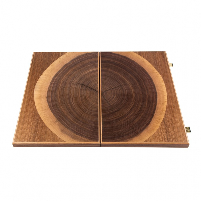 TABLE LUXURY - WALNUT NATURAL TREE TRUNK made in Greece by Manopoulos [5]