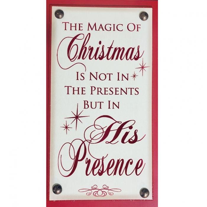 Tablou The Magic of Christmas 2021 [0]