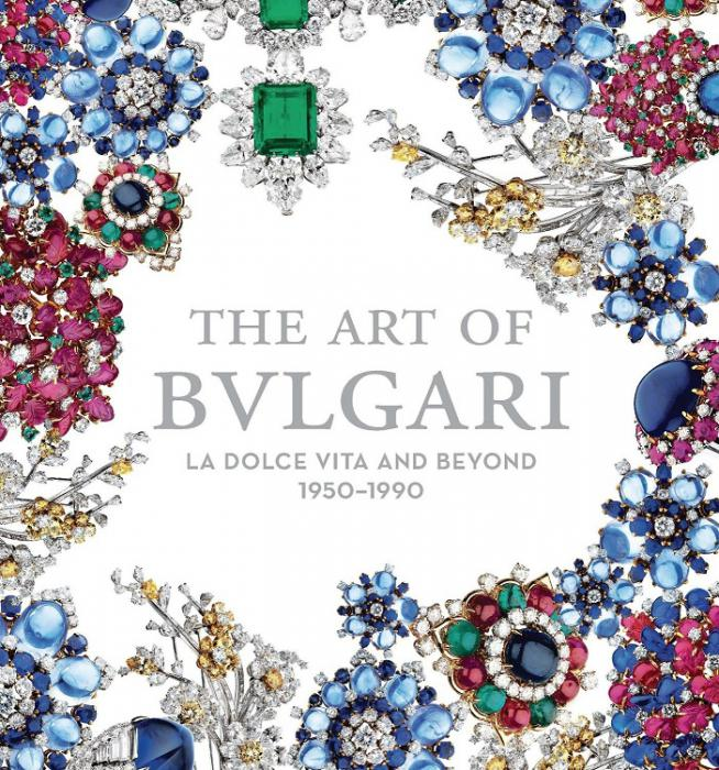 "Cartea ""The Art of Bulgari: La Dolce Vita and Beyond, 1950 - 1990"" de Amanda Triossi 0"