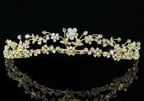 Tiara Borealy Divine Bride Gold-big
