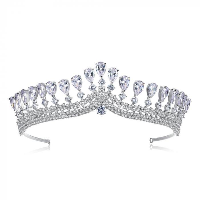Tiara Printesa Mireasa 0