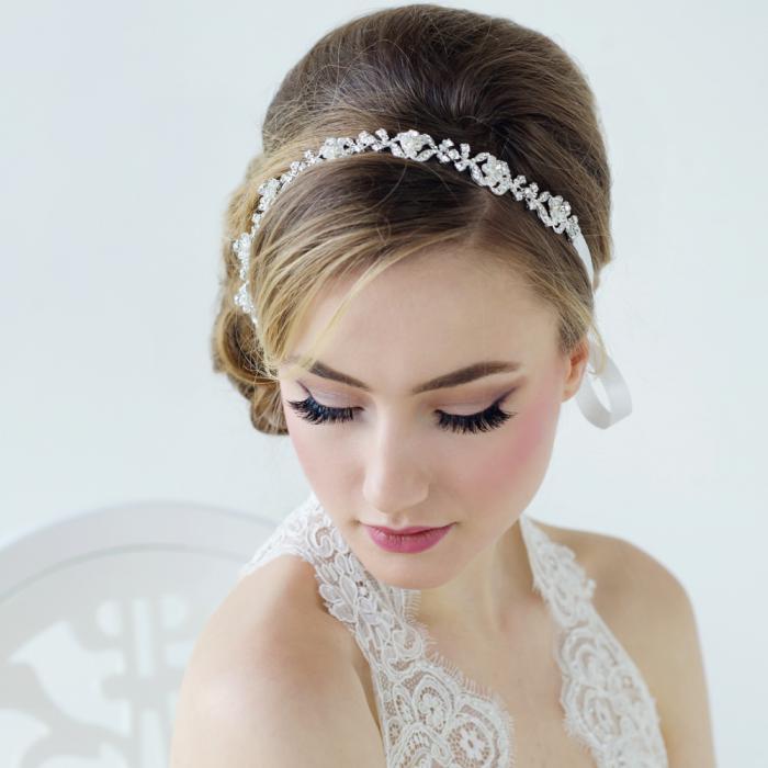 Tiara Borealy Bentita Crystal Luxe 1