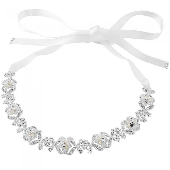 Tiara Borealy Bentita Crystal Luxe 0