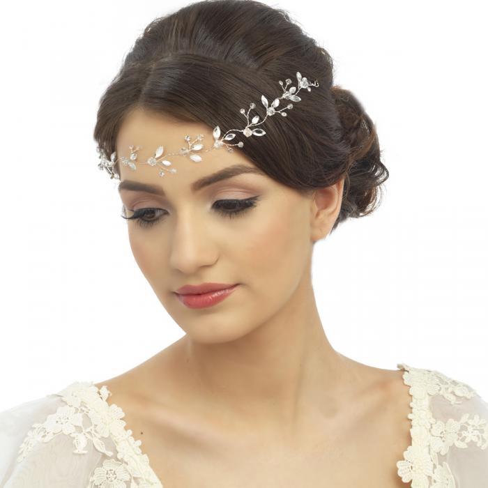 Tiara Borealy Elegant Hair Vine 1