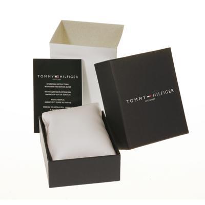 Tommy Hilfiger Lady Fashion Silver Bracelet Watch 2