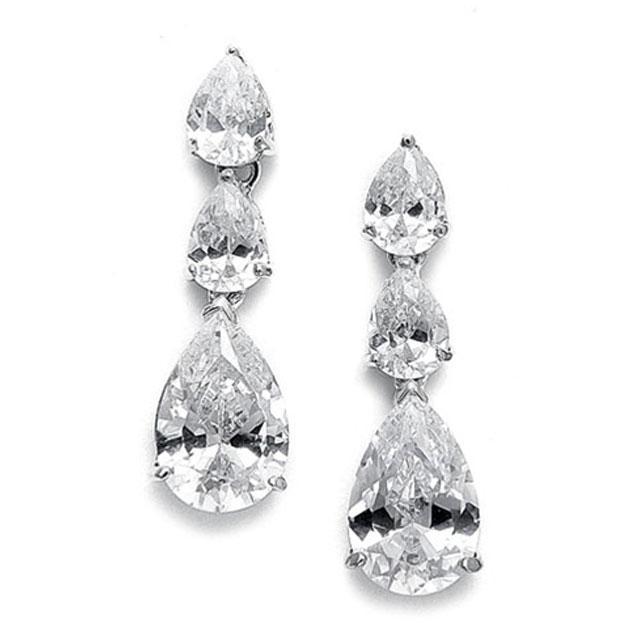 Cercei Borealy Diamonds Trio Drop 1