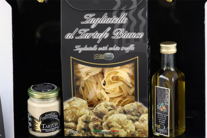 Premium Truffle Gourmet Gift - Trufe de padure, made in Italy-big