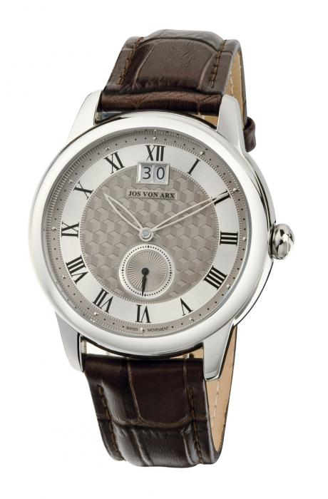 Watch Small Second Grey Jos von Arx 0