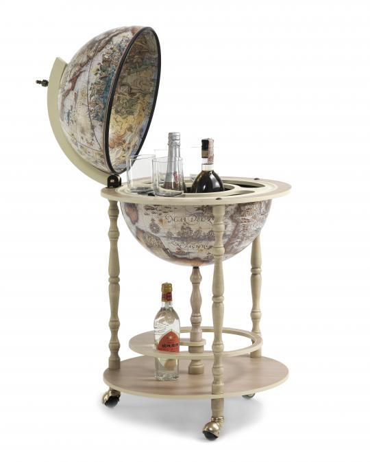 Tucano Floor Bar Globe, by Zoffoli - made in Italy 0