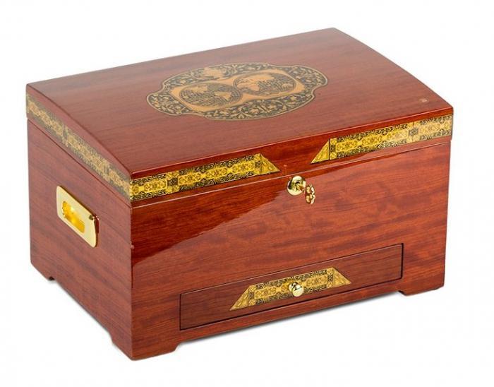 Ultimate Luxury Havana Humidour By Credan - Made in Spain 0