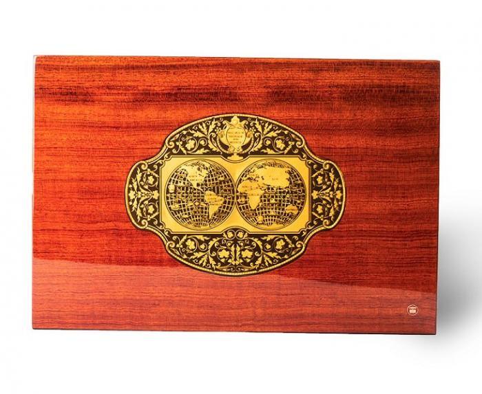 Ultimate Luxury Havana Humidour By Credan - Made in Spain-big