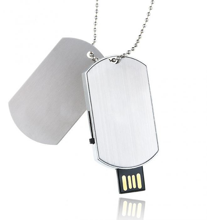 USB Memory Stick Plăcuţe Army 4GB-big