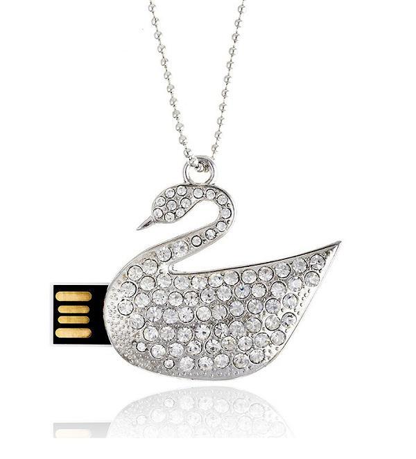 USB Memory Stick Swan 8 GB-big