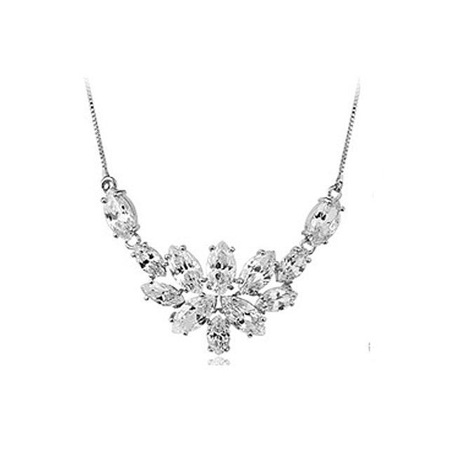 Colier Borealy Delice Crystals Luxury 0