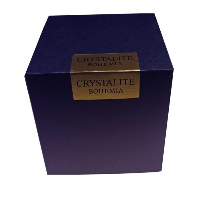 Vaza cristal BOHEMIA Peak - 30 cm [1]