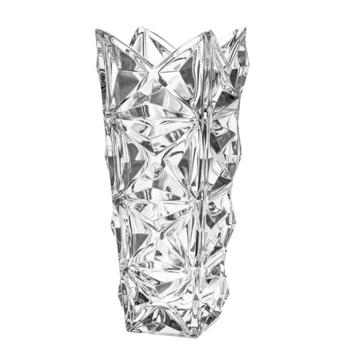 Vaza cristal BOHEMIA Peak - 30 cm [0]