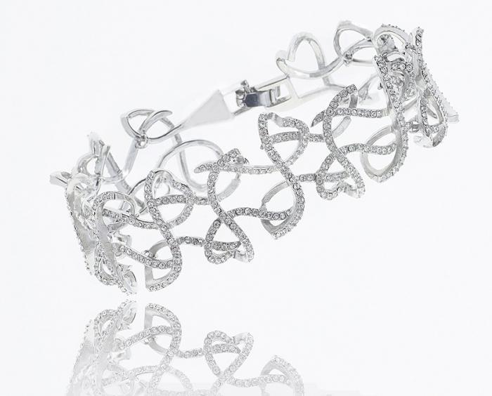 Victoria Diamonds Colier si Bratara 2