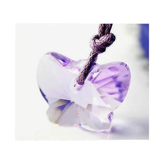 Colier Borealy 18 mm Butterfly Violet-big