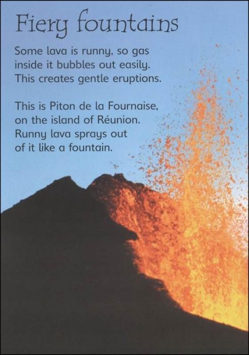 Volcanoes 1