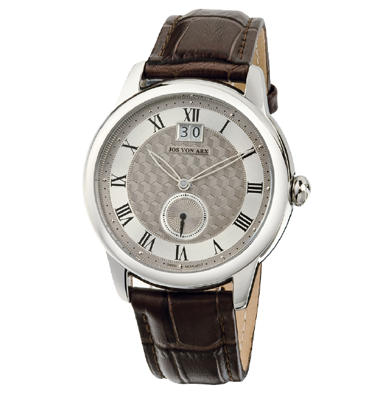 Watch Small Second Grey Jos von Arx 1