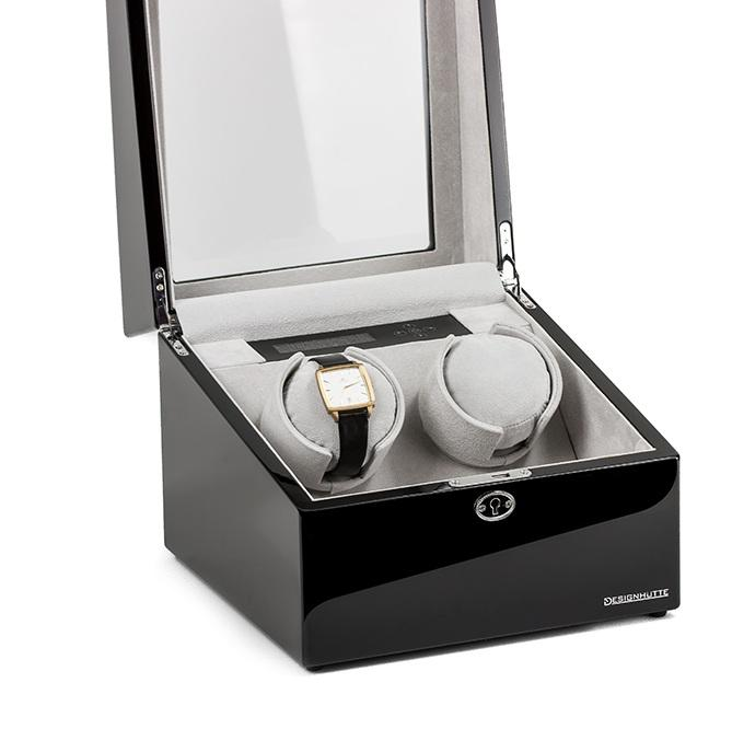 Watch Winder Munchen 2 by Designhütte - Made in Germany 4