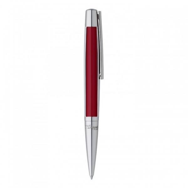 Roller S.T. Dupont Defi Ball Point Red 1